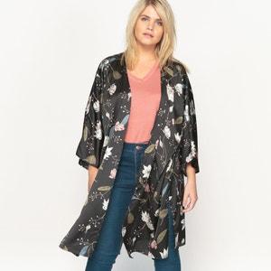 Bedruckter Kimono CASTALUNA
