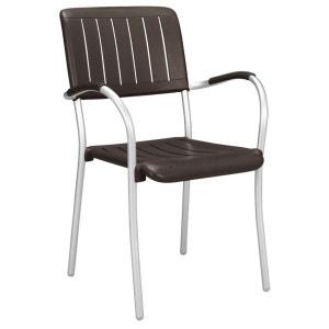 Chaise avec accoudoir Jardin & Terrasse Musa NARDI
