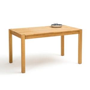 Mesa de comedor 4 plazas de roble macizo Adelita