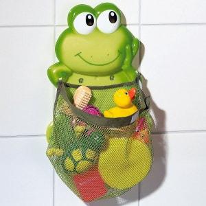 BABY-WALZ Filet de rangement  « Grenouille » accessoires de bain BABY-WALZ