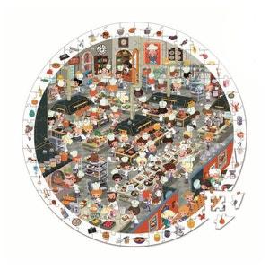 Puzzle observation Cuisine 208 pcs - JURJ02794 JANOD