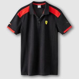 Poloshirt, kurze Ärmel, zweifarbig PUMA