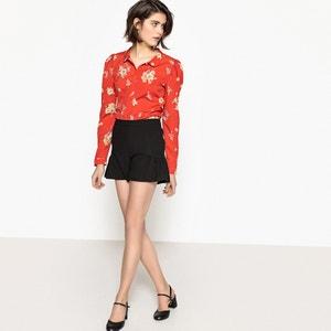 Camicia fantasia floreale, colletto MADEMOISELLE R