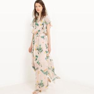 Robe longue, imprimée fleurs MADEMOISELLE R