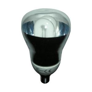 2 Ampoules Fluocompacte éco Réflecteur E14 - 7W ADES