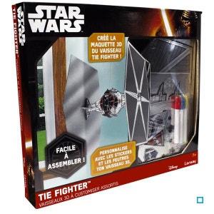 Star Wars - Modèle Aléatoire Vaisseaux 3D à Customiser - LAN25027 LANSAY