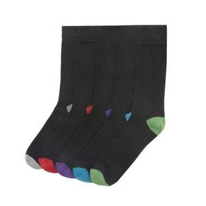 Set van 5 paar sokken