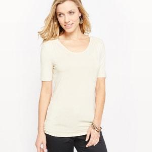 T-shirt, soepel tricot ANNE WEYBURN