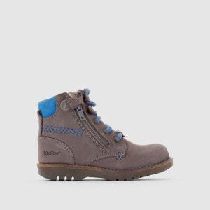 Boots cuir Halloa KICKERS