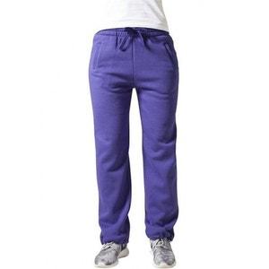 Bas de jogging URBAN CLASSICS Violet décontractée avec cordon élastique URBAN CLASSICS
