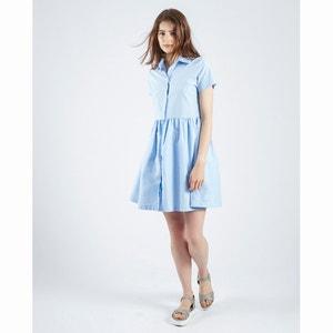 Abito Vestido Azul Jackfruit COMPANIA FANTASTICA