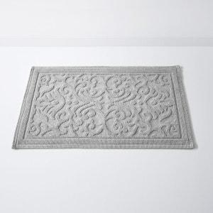 tapis de bain damask motif en relief coton 150 la redoute interieurs - La Redoute Tapis Salle De Bain