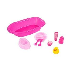 BAYER DESIGN La baignoire pour poupée avec accessoires accessoires pour poupée BAYER DESIGN