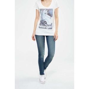 Tee Shirt Mc Maya Wrangler Blanc WRANGLER