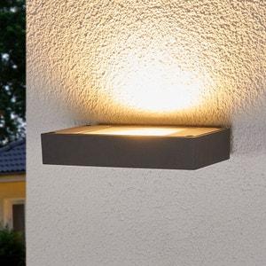 Lèche-mur LED Finja gris foncé pour l?extérieur LAMPENWELT