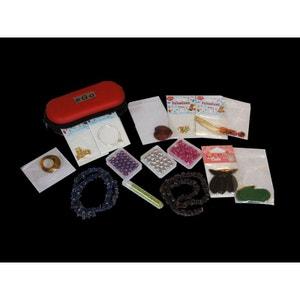 Pochette création bijoux, 400 pierres semi précieuses, perles et fermoirs - Perles Box PERLES BOX