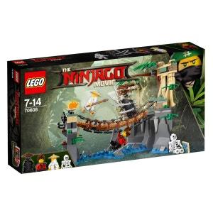 LEGO® 70608 The Ninjago Movie TM : Le pont de la jungle LEGO