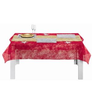 Decorative Christmas Tablecloth La Redoute Interieurs