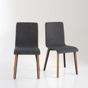 Cadeiras com revestimento em feltro (lote de 2), Joan La Redoute Interieurs