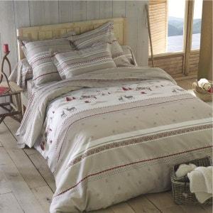 TYROL Cotton Duvet Cover La Redoute Interieurs