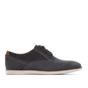 Sapatos derbies em nubuck Franson Plain CLARKS