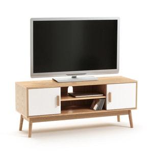 Mueble TV, 2 puertas y 1 compartimento, SHELDON