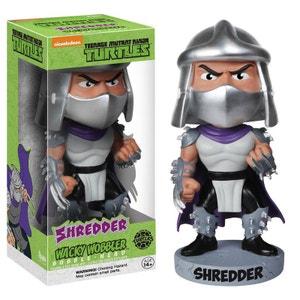 Tortues Ninja Wacky Wobbler Bobble Head Shredder 15 cm FUNKO