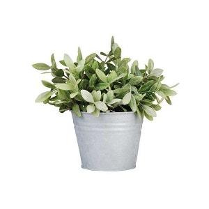 Pot de fleur en zinc S ESSCHERT DESIGN