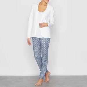 Pijama com 3 peças LOVE JOSEPHINE