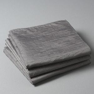 FROISSÉE Pack of 3 Crinkle Napkins La Redoute Interieurs