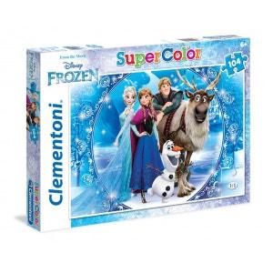 La Reine des Neiges - Puzzle 104 pièces - CLE27956.2 CLEMENTONI