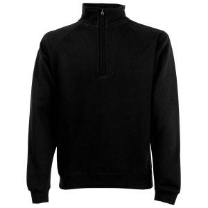 Sweatshirt à fermeture zippée FRUIT OF THE LOOM