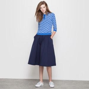 Plain Midi Skirt MADEMOISELLE R