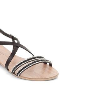 Sandales cuir Nil Leather ESPRIT