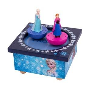Boite à Musique Magnétique La Reine des Neiges (Frozen) : Elsa et Anna DISNEY