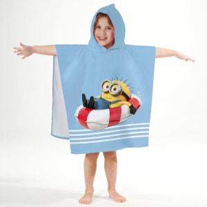Capa de baño 60 X120 cm «Los Minios» 100% algodón LES MINIONS