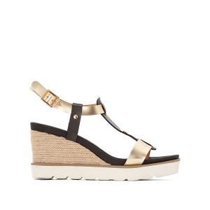 Sandales compensées Octavia KAPORAL