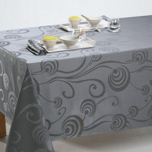 Nappe jacquard, 100% polyester, DAMASSÉE La Redoute Interieurs