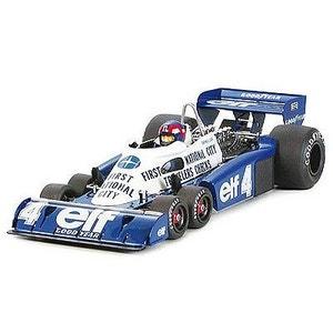 Maquette Formule 1: Tyrell P34 1977 Monaco GP TAMIYA