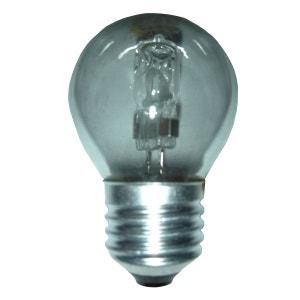 Ampoule halogène Sphérique E27 - 42W ADES