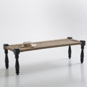 Adas Indian Style Mango Wood Bench La Redoute Interieurs