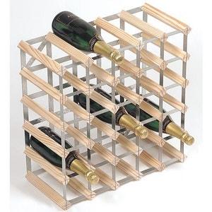 Étagère à vin RTA pour 30 bouteilles- Pin RTA