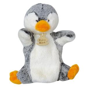 Marionnette peluche Z'Animoos : Pingouin HISTOIRE D'OURS