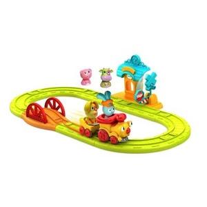Circuit de train : Jojo Tchou Tchou OUAPS
