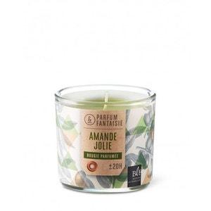 Bougie parfumée 20h amande jolie BOUGIES LA FRANÇAISE
