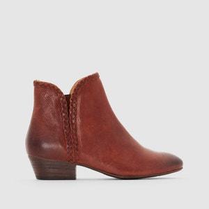 Boots en cuir Westiti KICKERS