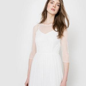 Vestido largo Delphine Manivet x La Redoute