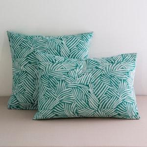 Ycata Printed Single Pillowcase La Redoute Interieurs