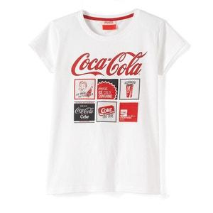 Bedrukte pyjashort COCA COLA