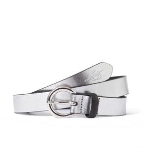 Cintura pelle Larkspur Silver LEVI'S